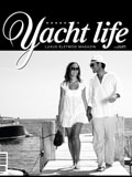 Cover for magazine Yacht Life <br><i>Hungary</i>